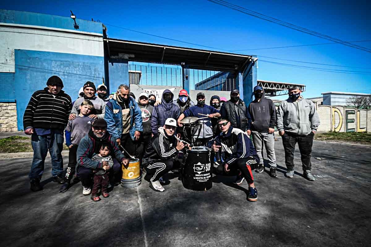 Puerto: luego de tres semanas, acordaron y levantaron la protesta en Sur Trade