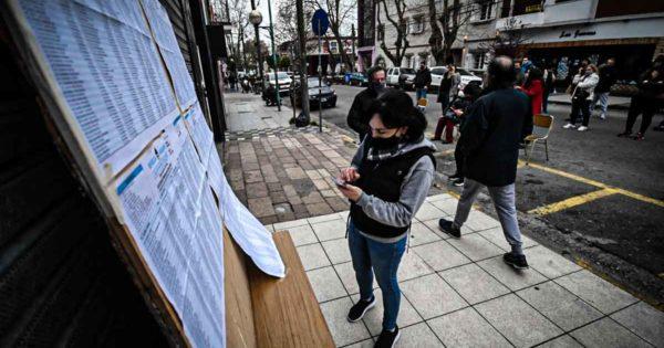Los electores habilitados y la asistencia del padrón en las últimas PASO en Mar del Plata
