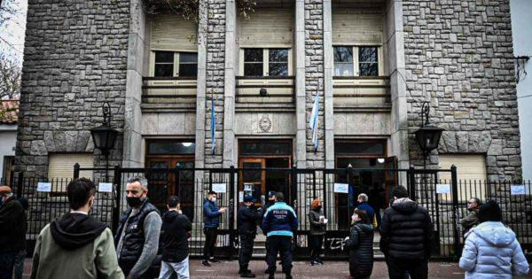 Las PASO en pandemia: se redujo la asistencia de votantes en Mar del Plata