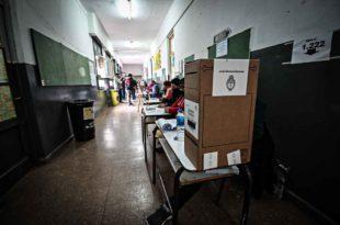 Elecciones 2021: aumentan el pago para las autoridades de mesa