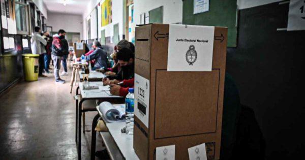Los votos en Mar del Plata de las listas de precandidatos a diputados