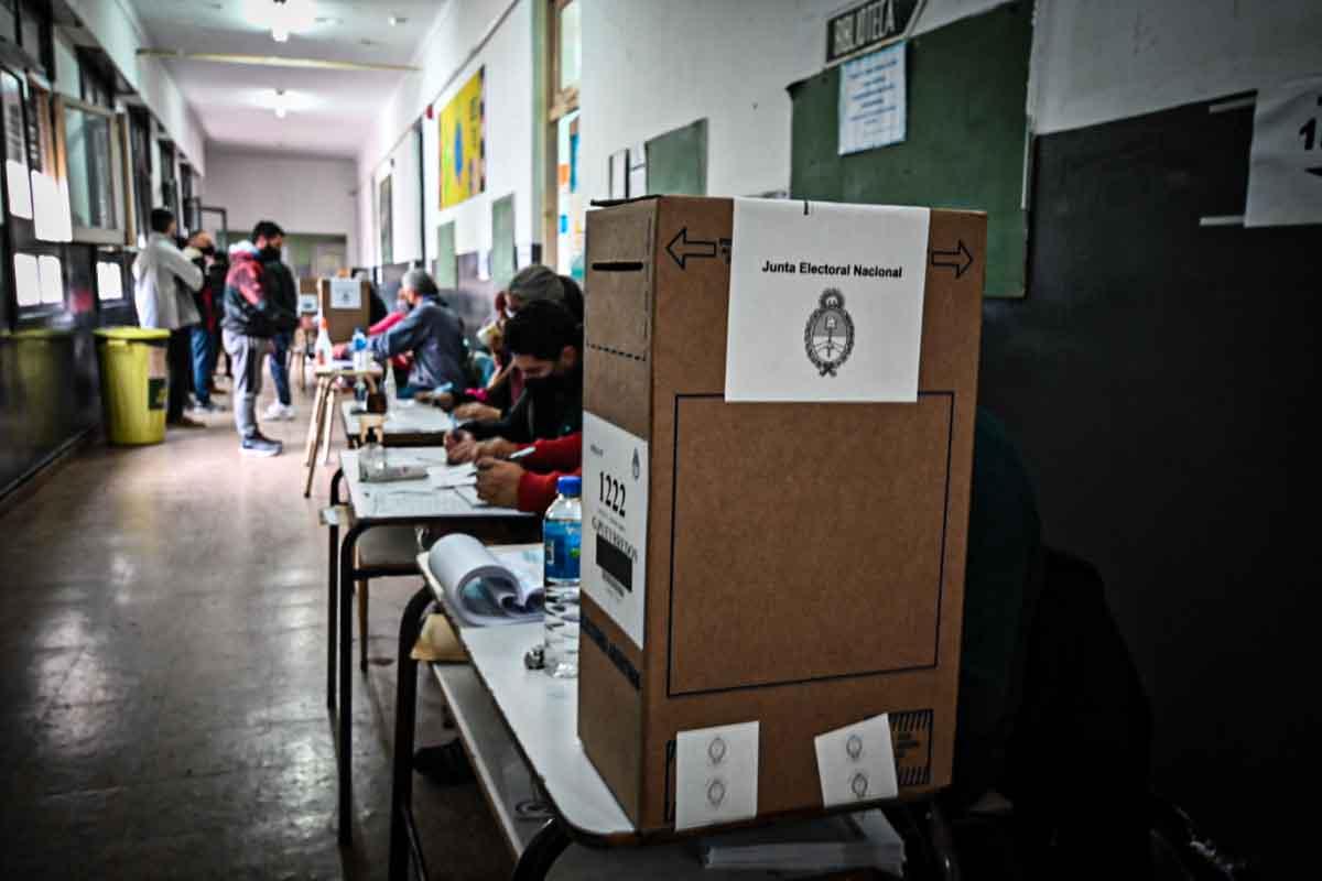 Los votos que cosecharon en Mar del Plata las listas de precandidatos a diputados