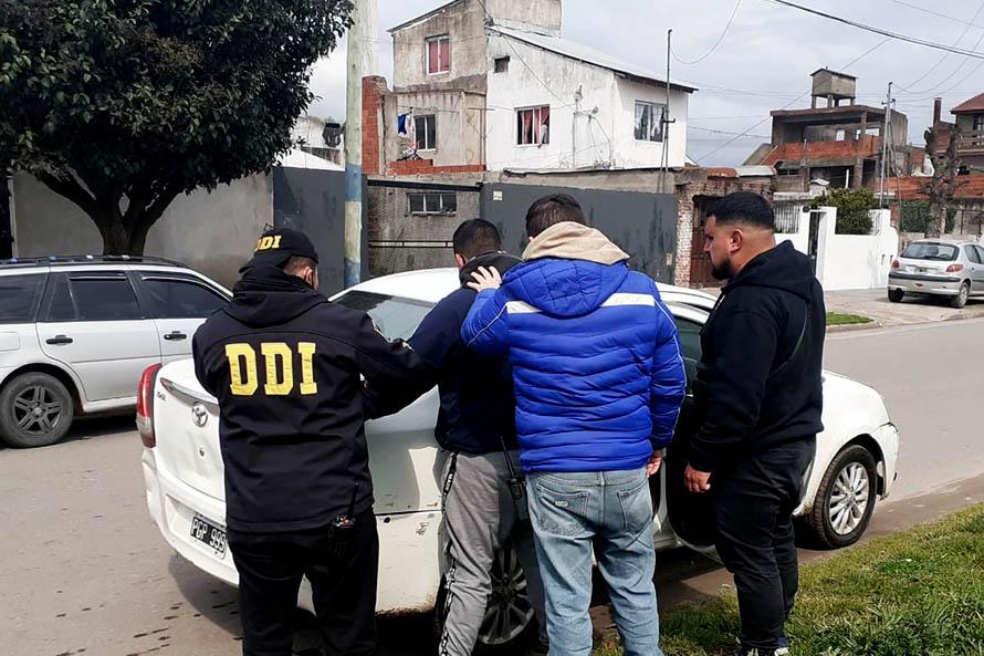 Detuvieron a un joven de 23 años por el homicidio en el barrio Las Heras
