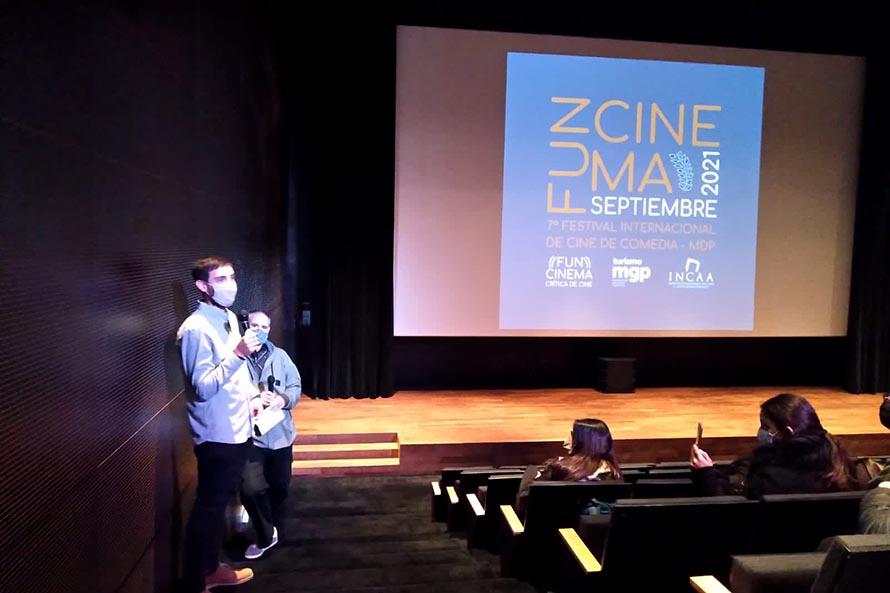"""La comedia continúa en el Festival """"Funcinema"""" en el Museo MAR"""