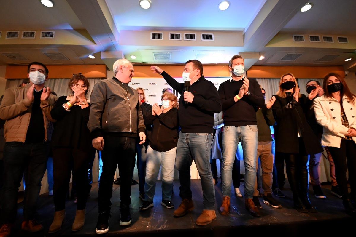 PASO en Mar del Plata: una cómoda victoria de Juntos y seis listas a noviembre