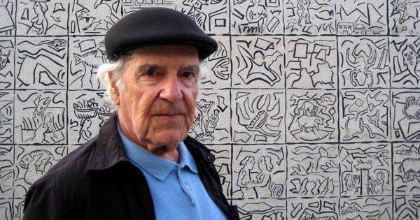 Conmovedora despedida al pintor José Solla en Mar del Plata