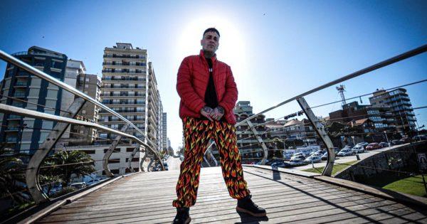 """Luca Flow Flow: """"Sin la música hoy estaría en el penal o muerto"""""""