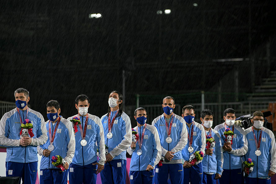 Argentina cerró su participación de los Juegos Paralímpicos de Tokio con 9 medallas