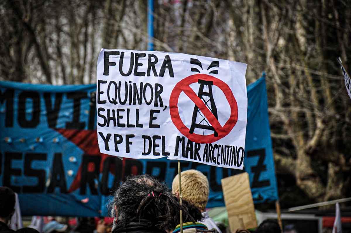 Petroleras: frenan la evaluación ambiental de la exploración sísmica en Mar del Plata