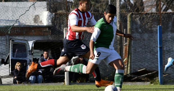 "Liga Marplatense: volvió a rodar la pelota en el ""Torneo Cincuentenario"""