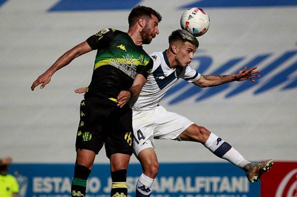 Aldosivi no pudo ante la jerarquía de Vélez y sumó su quinta derrota consecutiva