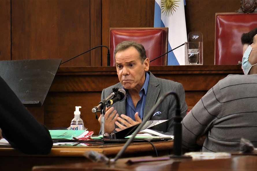 """Seguridad: García pasó por el Concejo y dijo que es """"importante"""" declarar la emergencia"""