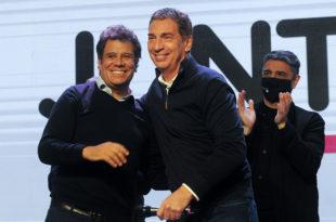 """Santilli superó a Manes en la interna: """"Tenemos que estar más juntos que nunca"""""""