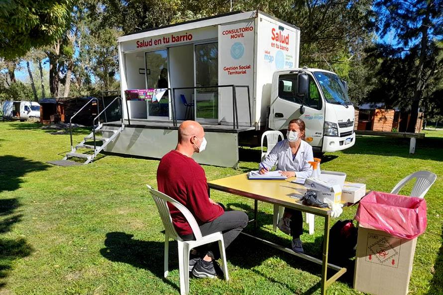 Salud en tu barrio: el dispositivo municipal se traslada esta semana a El Progreso