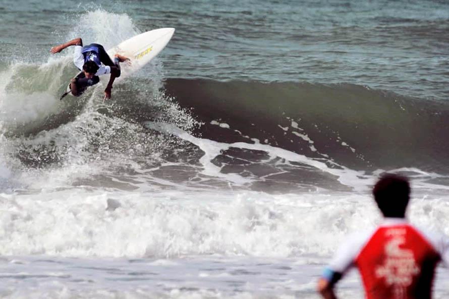 Después del parate, luz verde para el regreso del Tour Argentino de Surf