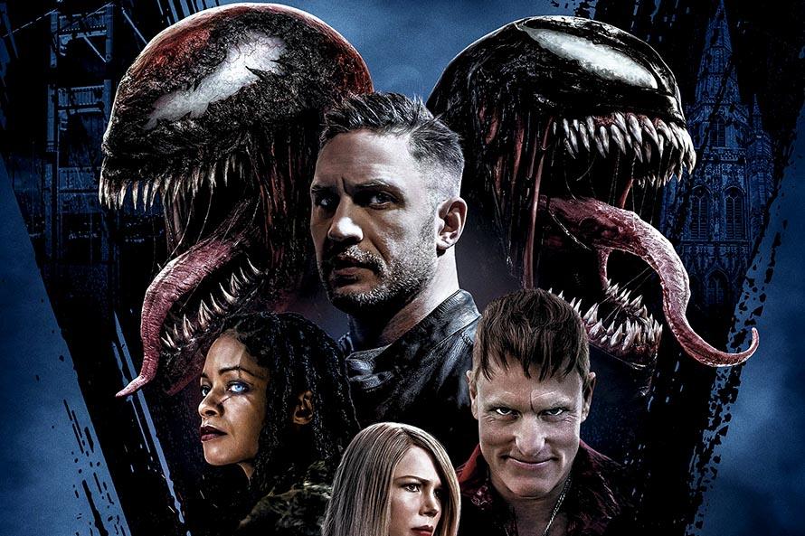 """""""Venom: carnage liberado"""" y """"Los Locos Addams 2"""", en las salas de cine de Mar del Plata"""