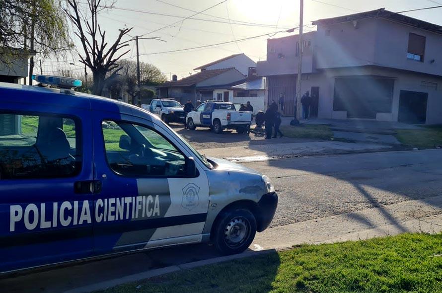 Crimen en el barrio Juramento: el detenido reconoció haber disparado